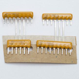 Resistor Packs for C64C Assy 250469