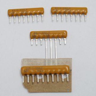 Bourns Resistor Packs for C64C Assy 250407