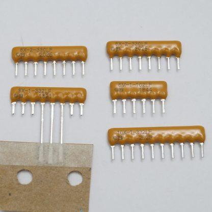 Bourns Resistor Packs for C64 Assy 250466
