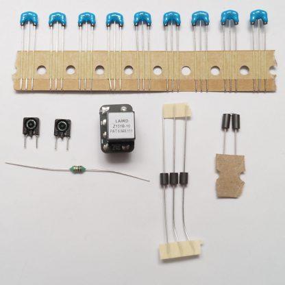 EMI-filter Pack for C64C Assy 250469