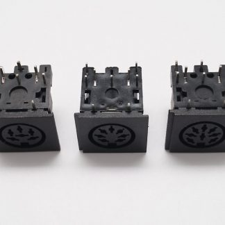 Din Sockets for Commodore 64